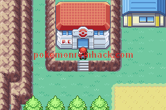 Pokemon Kanto Z GBA ROM Hacks