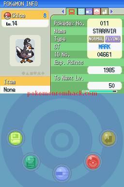 Pokemon Platinum Pro NDS ROM Hacks