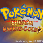 Pokemon Sacred Gold Spanish