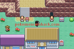 Pokemon Sevii GBA ROM Hacks