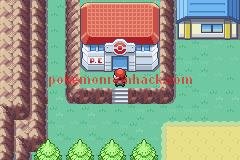 Pokemon Supreme Fire GBA ROM Hacks