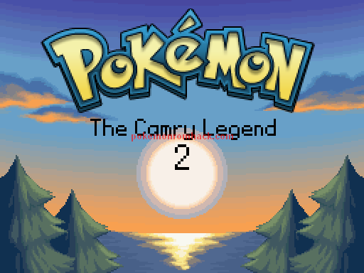 Pokemon The Camry Legend 2 RMXP Hacks