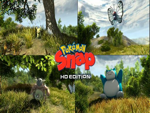 Pokemon Snap HD Edition PC Hacks