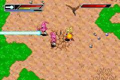 Buu's Fury - The Hard Way GBA ROM Hacks