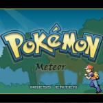 Pokemon Meteor!
