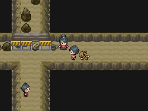 Pokemon Meteor 2 RMXP Hacks