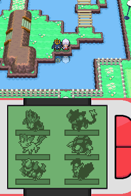 Pokemon Torn Platinum Version NDS ROM Hacks