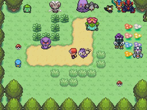 Pokemon Crystal Rain RMXP Hacks
