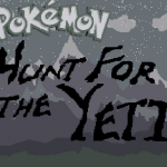 Pokemon Hunt For the Yeti!