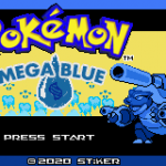 Pokemon Mega Blue