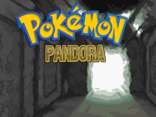 Pokemon Pandora RMXP Hacks