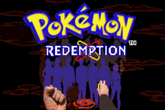 Pokemon Redempion GBA ROM Hacks