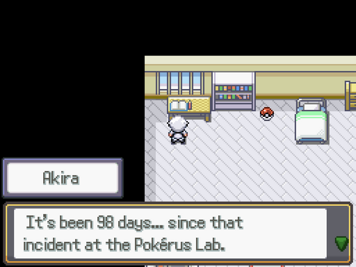 Pokemon: The Pokerus Plague RMXP Hacks