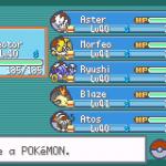 Pokemon FR Advanced Challenge