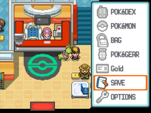 Pokemon HGSS: Sevii Islands RMXP Hacks