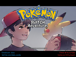 Pokemon Switch Adventures RMXP Hacks