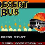 Pokemon Desert Bus