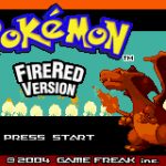 Pokemon Fire Red Missingno