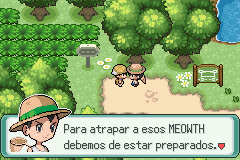Pokemon La Leyenda del Dragon Carmesi GBA ROM Hacks