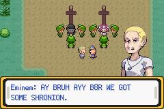 Pokemon Smile GBA ROM Hacks