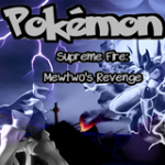 Pokemon Supreme Fire Mewtwo's Revenge