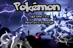 Pokemon Supreme Fire Mewtwo's Revenge GBA ROM Hacks