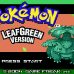 Moemon Leaf Green
