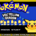 Pokemon Volt Yellow – Anime Version