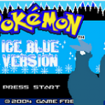 Pokemon Ice Blue