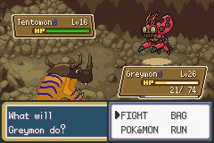 Digimon Alpha Version GBA ROM Hacks