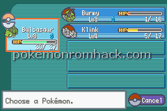 Firered A RebooT GBA ROM Hacks