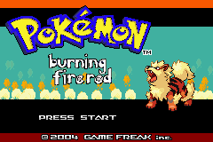 Firered Remixed GBA ROM Hacks