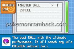 Fully functional Old Man Glitch/Missingno. Screenshot