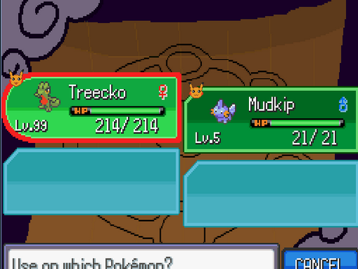 PMD: Misdeed of Ages Screenshot