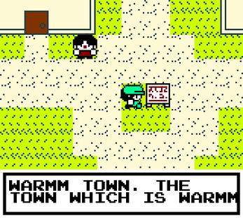 Pocketmans Teal Screenshot