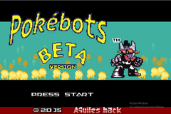 PokeBots: Rescue Team Screenshot