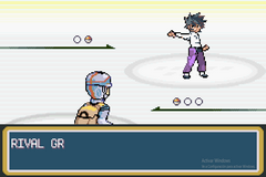 PokeBots: Rescue Team GBA ROM Hacks