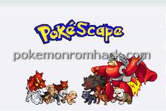 PokeScape GBA ROM Hacks