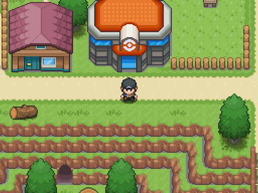 Pokemon Adamant Screenshot