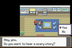 Pokemon Adventure in Tentin Screenshot