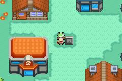 Pokemon Aerial Emerald GBA ROM Hacks