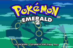 Pokemon Altered Emerald Screenshot