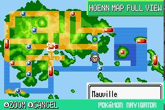 Pokemon Altered Emerald GBA ROM Hacks