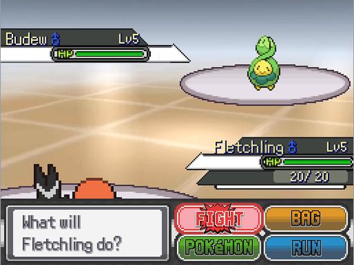 Pokemon Ampersand Version Screenshot
