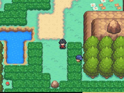 Pokemon Ampersand Version RMXP Hacks