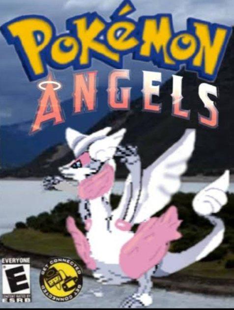 Pokemon Angels RMXP Hacks