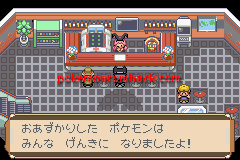 Pokemon Aquila Screenshot