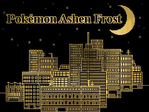 Pokemon Ashen Frost RMXP Hacks