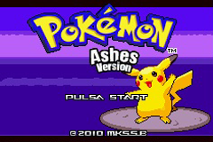 Pokemon Ashes GBA ROM Hacks