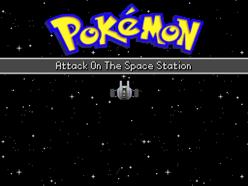 Pokemon: Attack On The Space Station RMXP Hacks